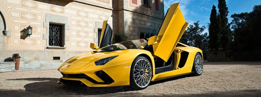 Lamborghini Palm Beach now accepting orders for the Aventador S