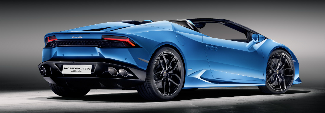 Lamborghini Huracan Rim Options For 2017