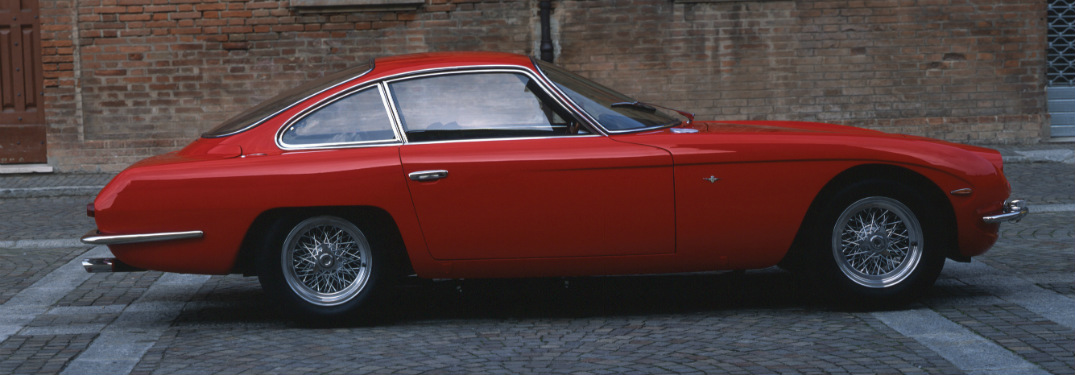 Lamborghini 350 GT facts and figures