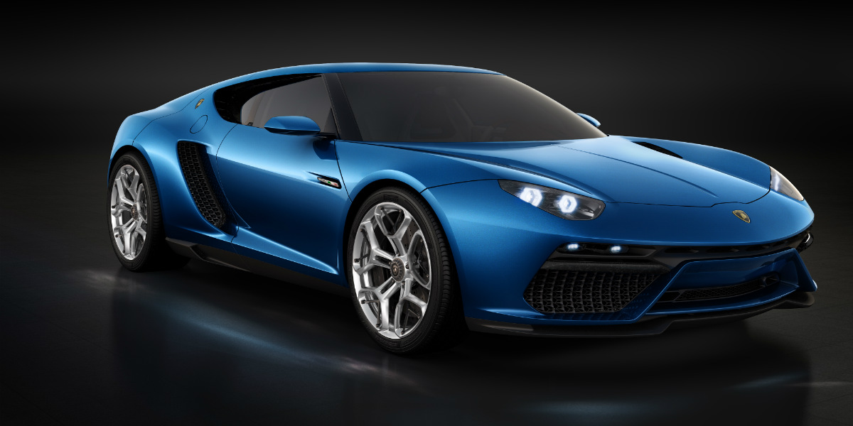 Lamborghini One Off Models And Concepts
