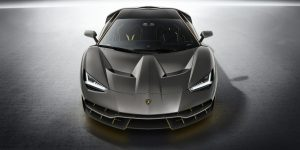 Lamborghini Centenario One Off Front View O Lamborghini Palm Beach