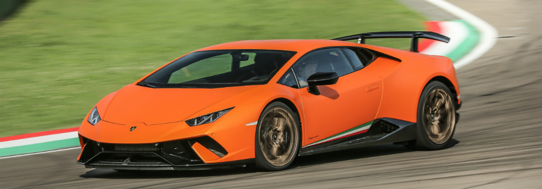 Transmission options for the Lamborghini Huracan