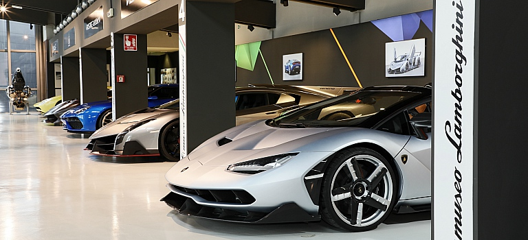 Things To Do At The Lamborghini Museum