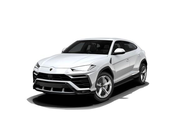 Lamborghini Urus Color Options