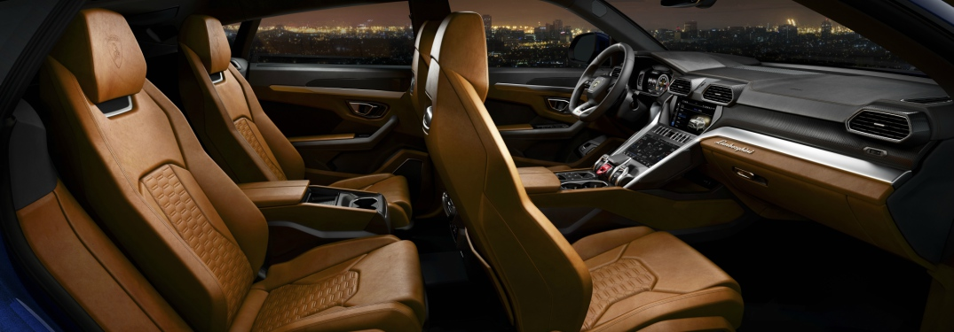 How Many Passengers Does The Lamborghini Urus Seat