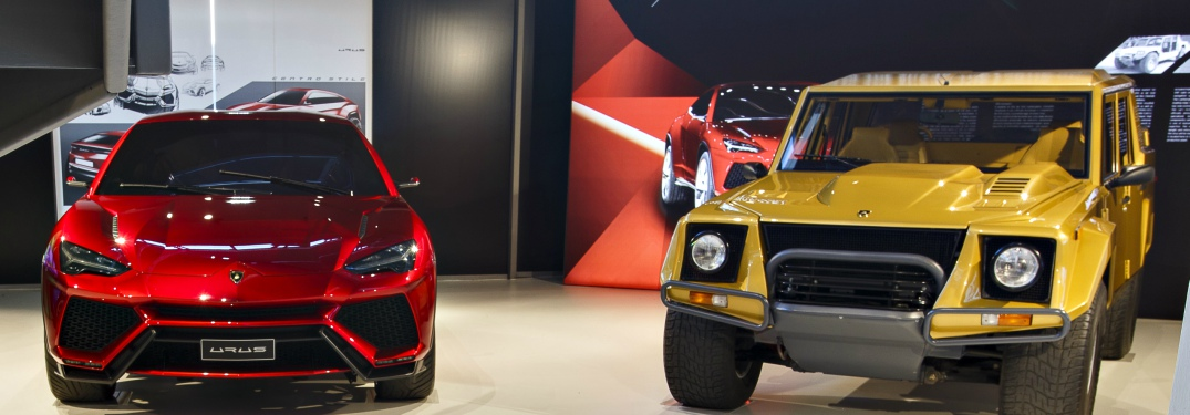 Is the Urus faster than the LM002?
