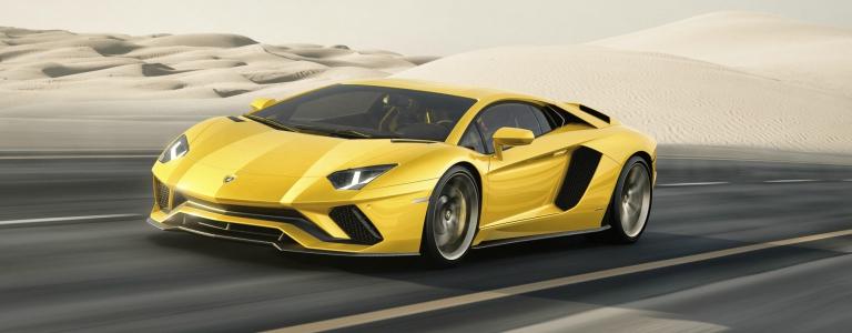 Is A Lamborghini All Wheel Drive