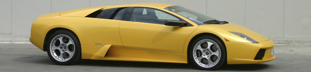 What Is The Lamborghini Murcielago