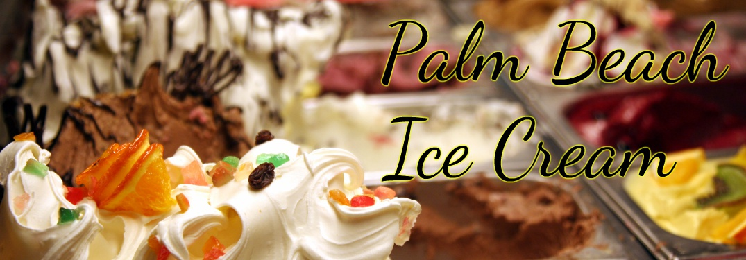 Ice cream and ice cream alternatives near West Palm Beach