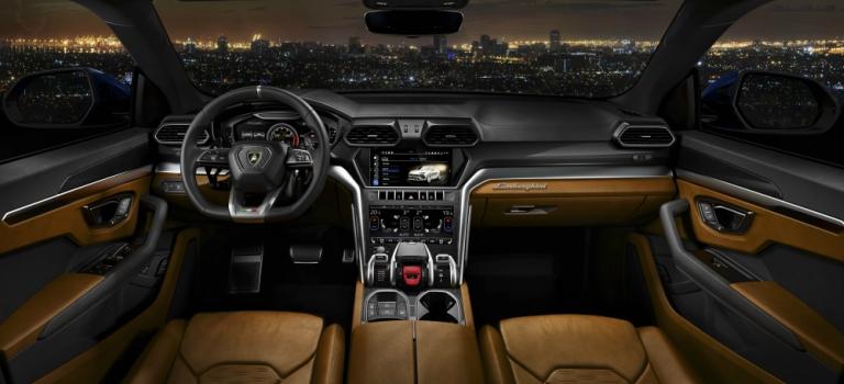 What does Lamborghini ADAS mean?
