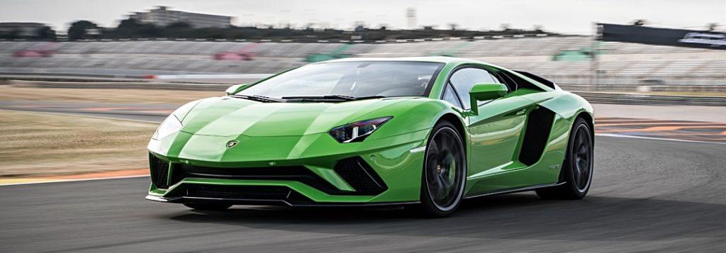 Acura Certified Pre Owned >> Lamborghini Aventador S color options