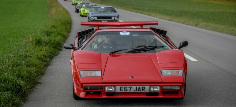 What Is The Importance Of The Lamborghini Countach
