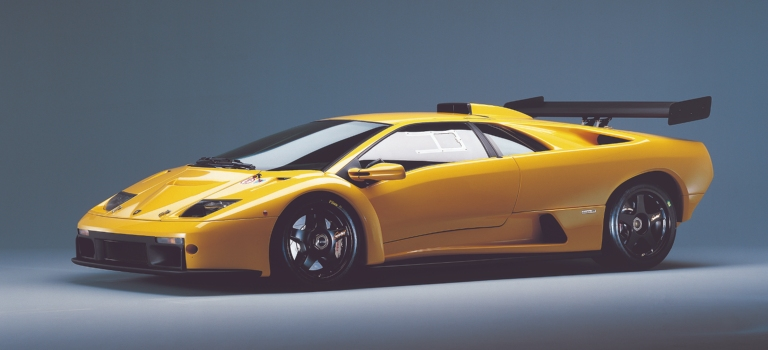 History Of The Lamborghini Diablo