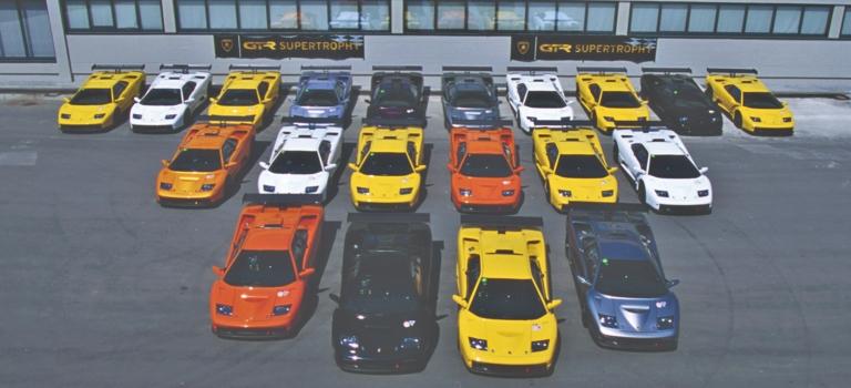 History Of The Lamborghini Diablo