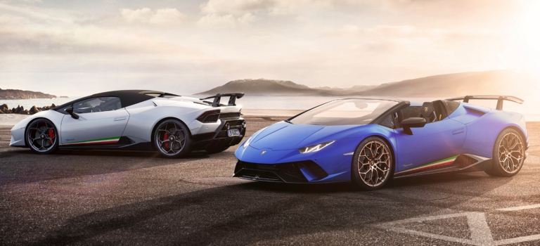 Are Convertible Lamborghini Models Hardtops Or Soft Tops