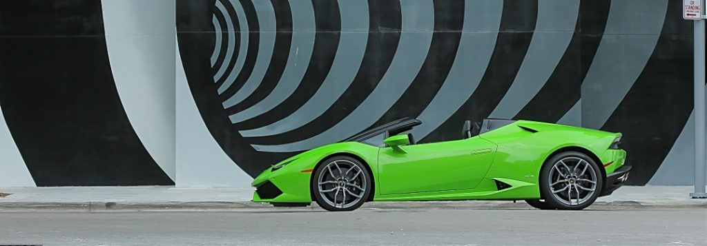 Which Lamborghini Models Have V10 Engines
