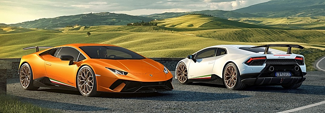 What does the Lamborghini Huracan Performante add?