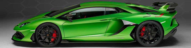Lamborghini Aventador Svj Official Specs