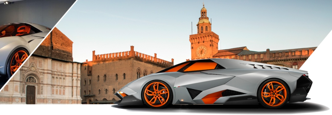 What Is The Lamborghini Egoista