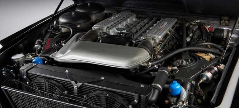 What is an engine bonnet?