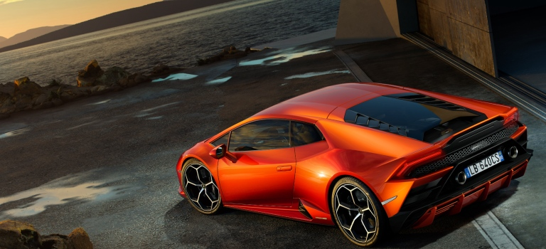 Performance Specs For The Lamborghini Huracan Evo