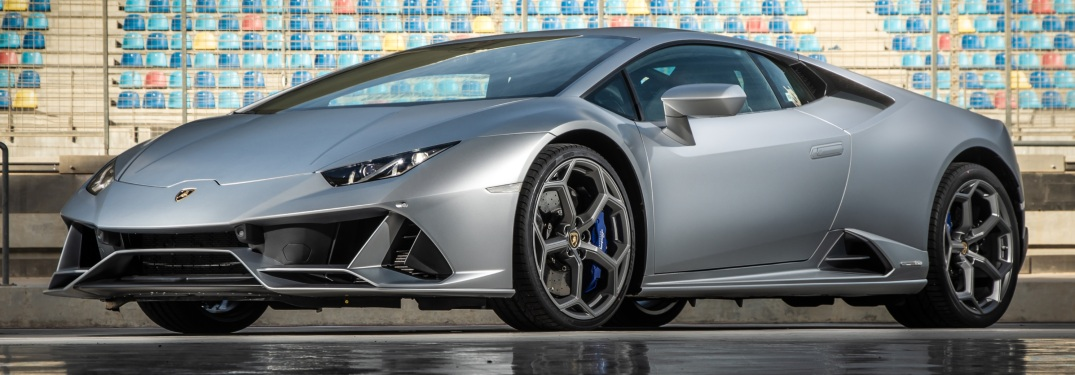 Upgrades To The Lamborghini Huracan Evo