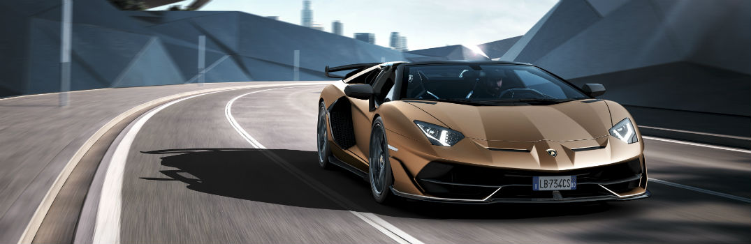 2020 Lamborghini Aventador SVJ Roadster Top Speed and Acceleration Time