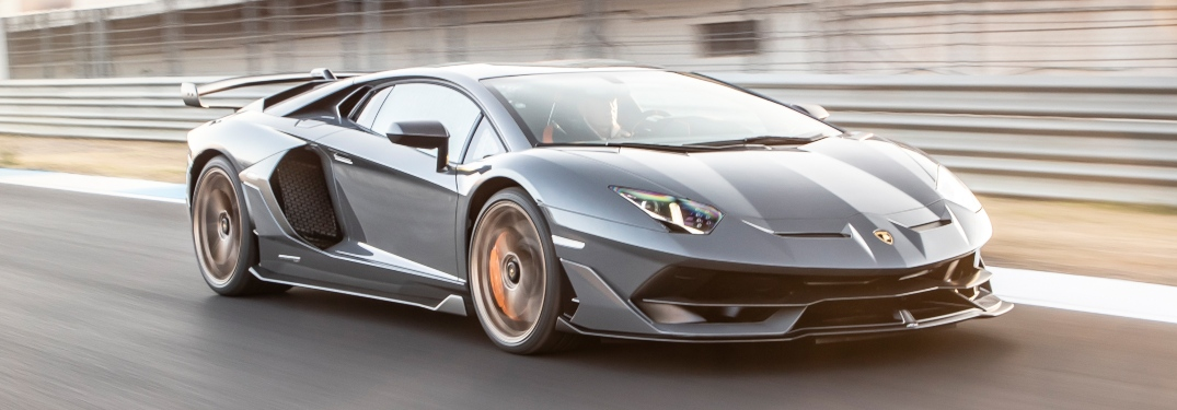 How much faster is the new Aventador SVJ than the SV?