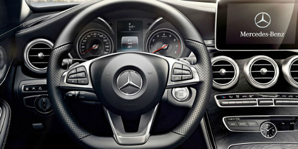 What Is New For The 2017 Mercedes Benz C Class C300 O James Motor