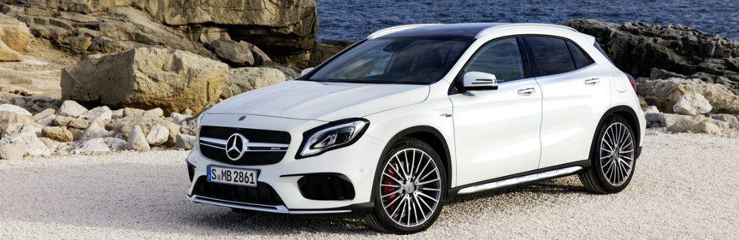Audio And Entertainment In The 2019 Mercedes Benz Gla 250
