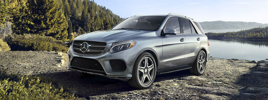 How much space is there in the 2018 mercedes benz gle for How much is a mercedes benz 2017