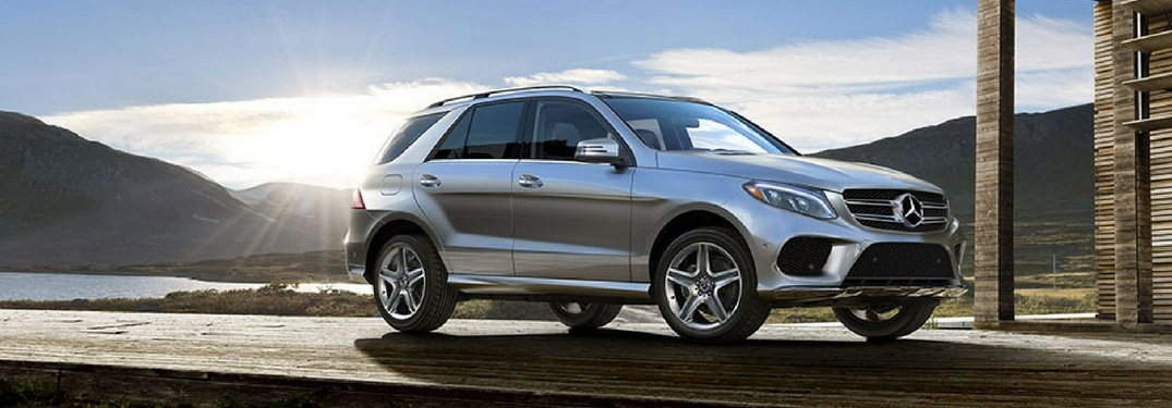 How much space is there in the 2018 mercedes benz gle for How much is service b for mercedes benz