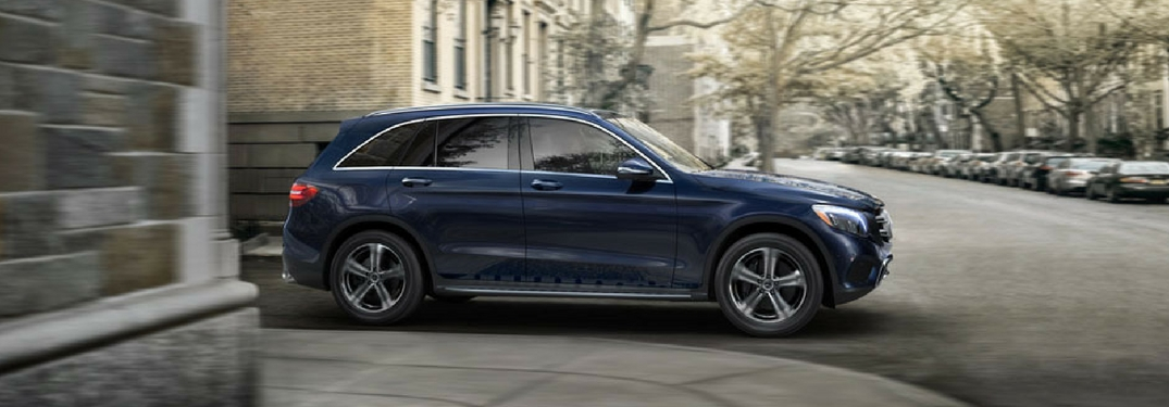 Technology features in the 2018 mercedes benz glc for Mercedes benz insurance