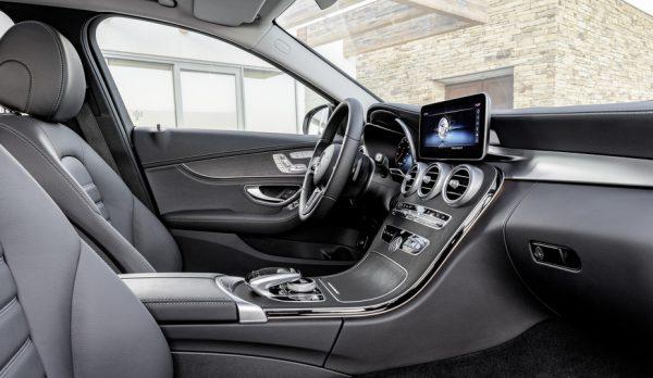Interior Side View 2019 Mercedes Benz C Class O James Motor Company