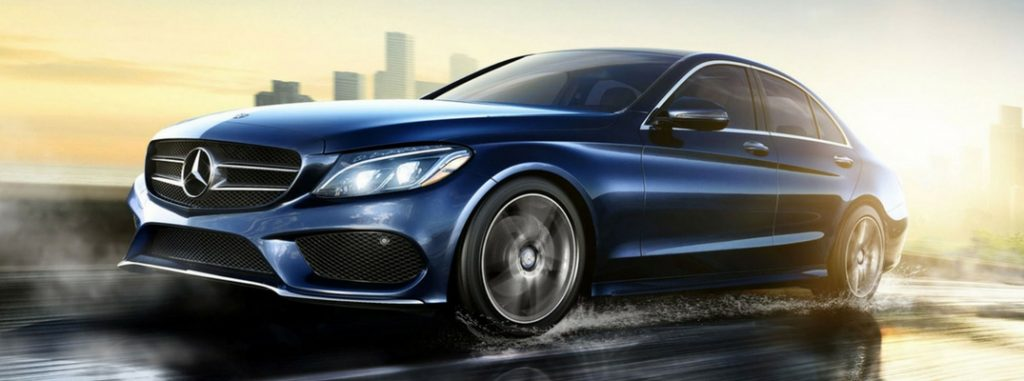 2016 mercedes benz c class earns iihs top safety pick award for Mercedes benz c class service b
