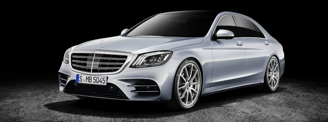 When will the 2018 Mercedes-Benz S-Class be available