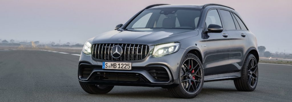 2018 Mercedes Amg Glc 63 Suv Standard Features