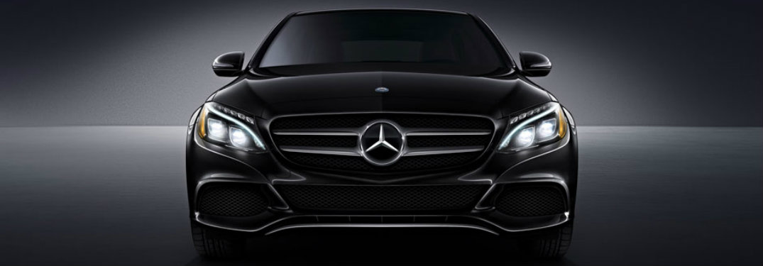 What is the best-selling model in the Mercedes-Benz lineup