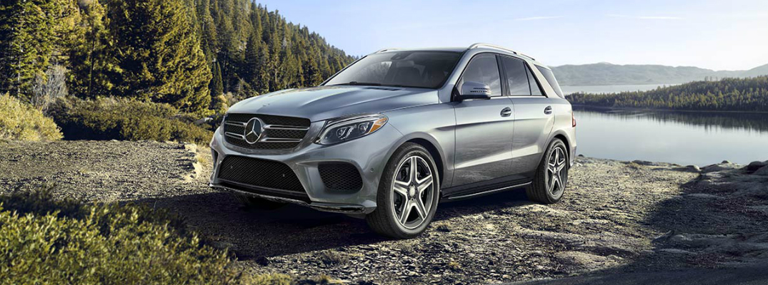 2017 mercedes benz gle suv design technology and safety for Silver star mercedes benz parts