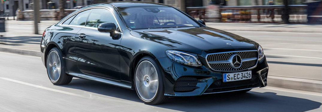 2018 mercedes benz e class coupe engine performance for Mercedes benz e learning