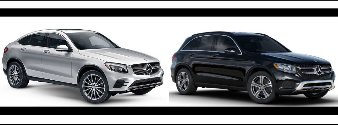What Is The Difference Between The Mercedes Benz Glc Coupe And Suv