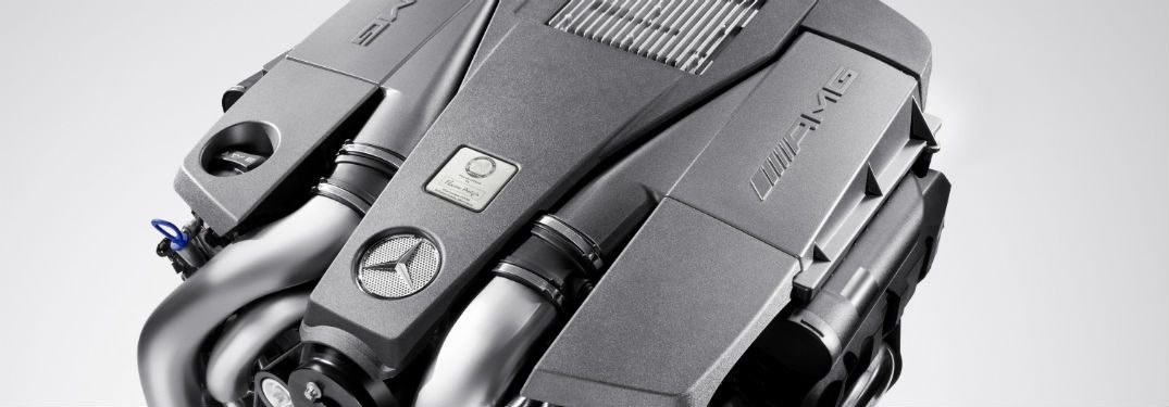 What Is A Mercedes Benz Biturbo Engine Silver Star