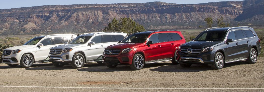 2018 Mercedes Benz Gls 450 Vs Gls 550