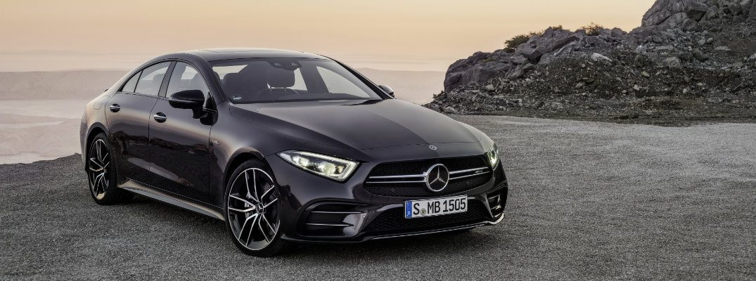 2018 Mb Cls550 >> 2019 Mercedes-Benz CLS Features, Performance, and Specs