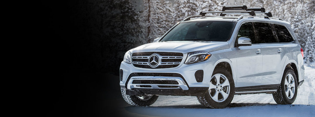 2017 Mercedes-Benz GLS 4MATIC All-Wheel Drive promotion