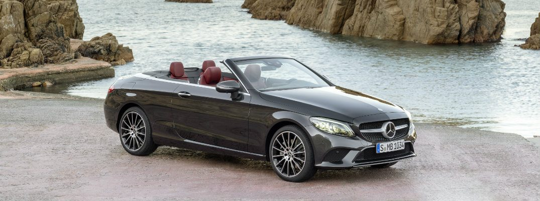 2019 mercedes benz c class coupe and cabriolet engine specs - Mercedes c class coupe convertible ...