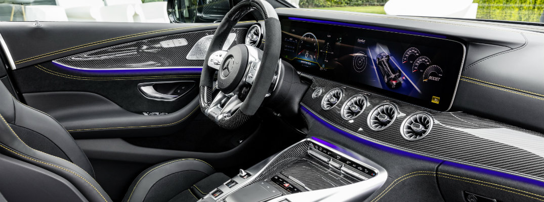 What Are The Best Mercedes Benz Technology Features Available