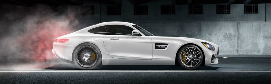 How Fast and Powerful is the 2018 Mercedes-AMG® GT?
