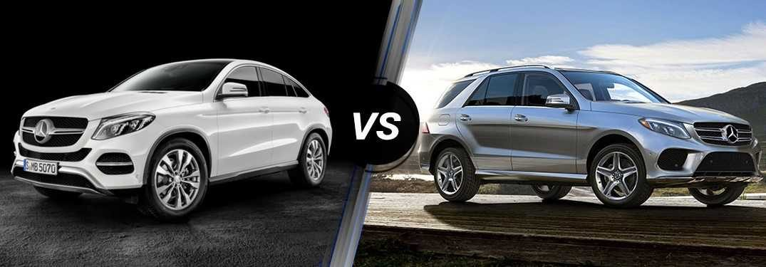 Audi Certified Pre Owned >> 2018 Mercedes-Benz GLE SUV vs 2018 Mercedes-Benz GLE Coupe
