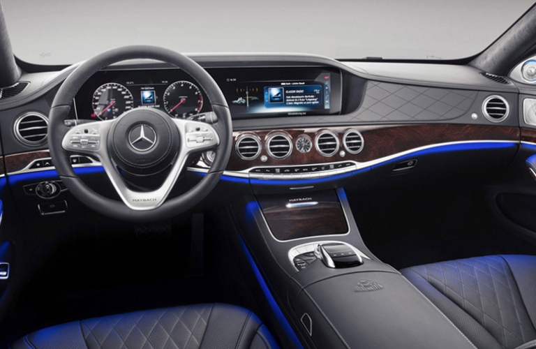 2019 Mercedes Benz S Class Engine Details